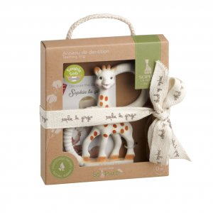 So'pure teething ring - Sophie la girafe